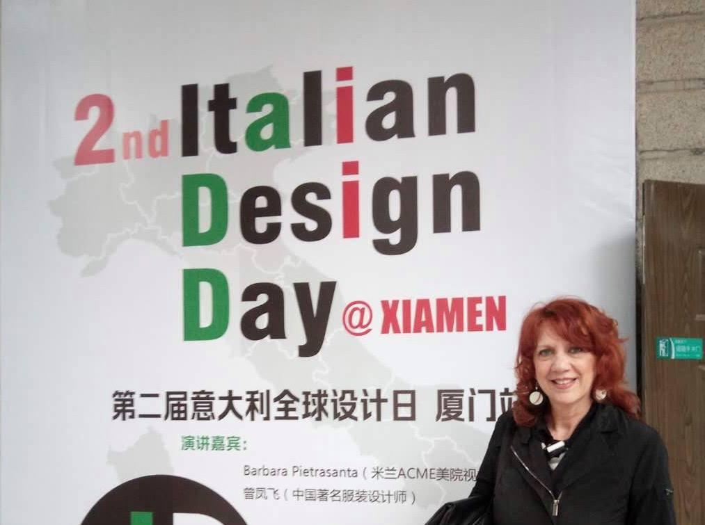 A Xiamen per l'Italian Design Day