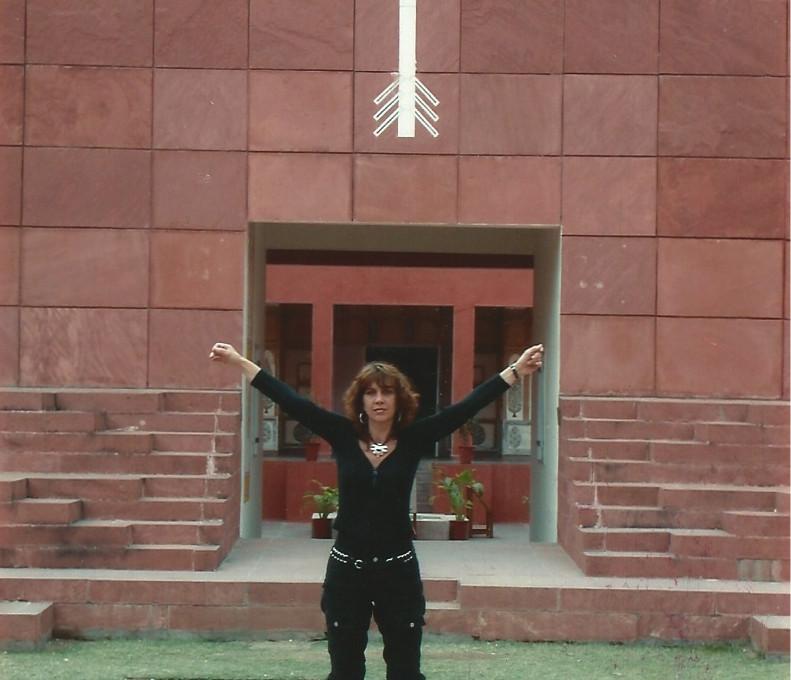 "Al Jaipur Museum per la rassegna ""An Italian Season"", India 2006"
