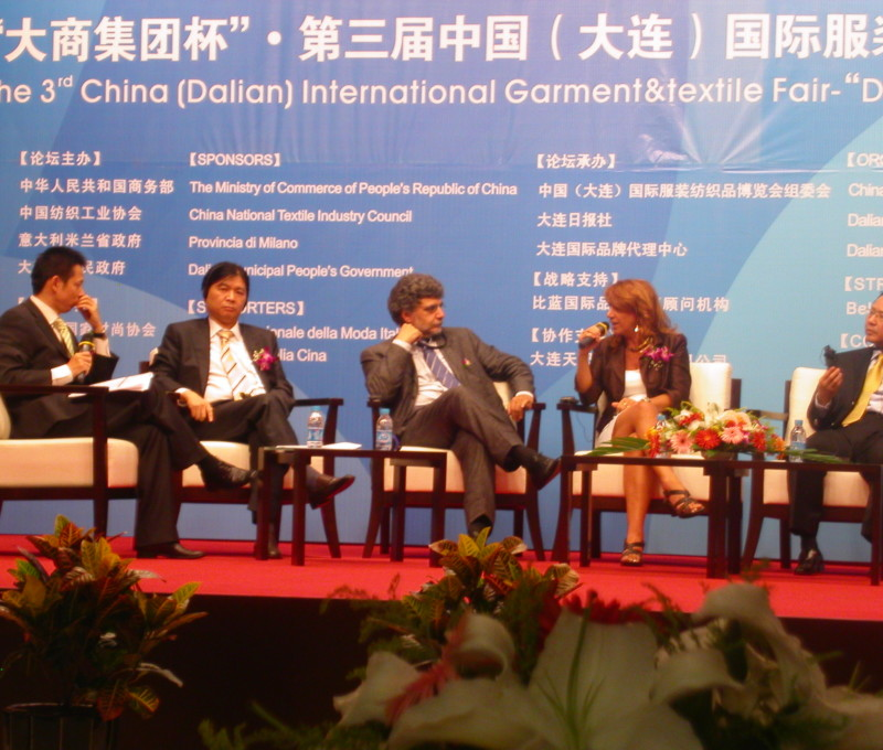 Dalian International Fair, Talk Show