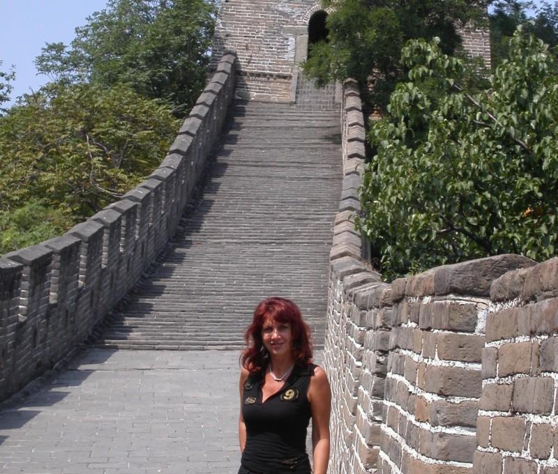 Sulla Muraglia cinese