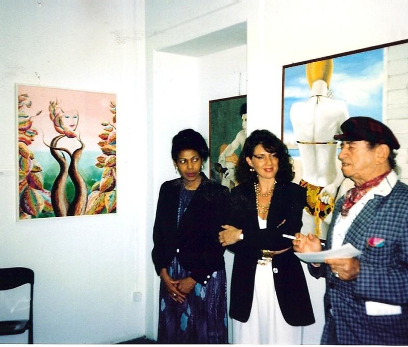 Hibraim Kodra inaugura la personale a Sassetti Cultura, Milano