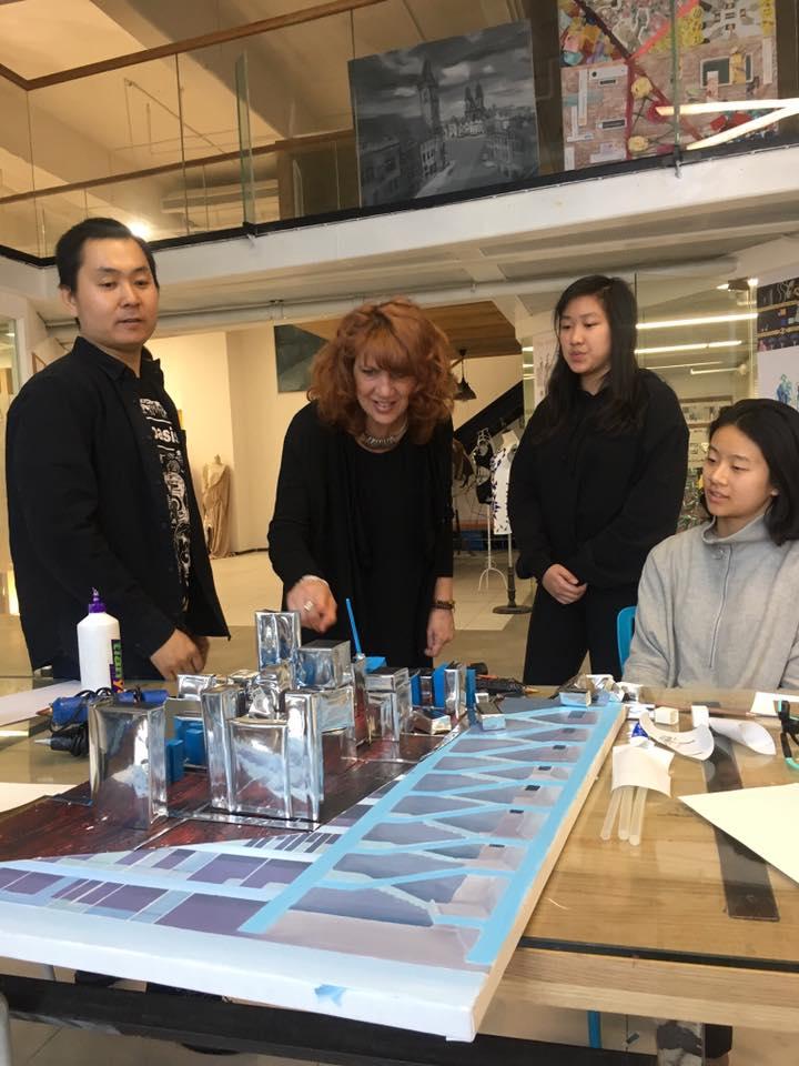 Visita alla Xiaoyan School di Shenzhen