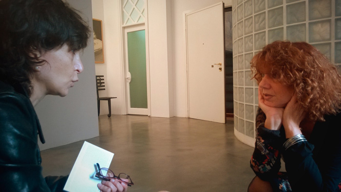 Con Sara Magro di Traveller e Direttore di Thetravelnews