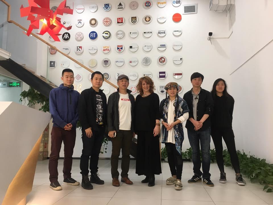 Visita alla Xiaoyang Art School di Shenzhen