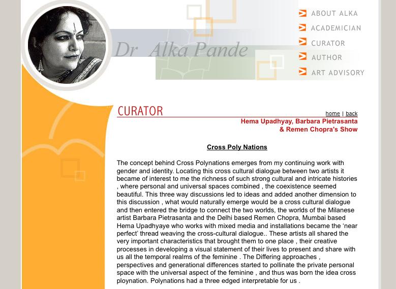 Dr. Alka Pande | Visual Art Gallery