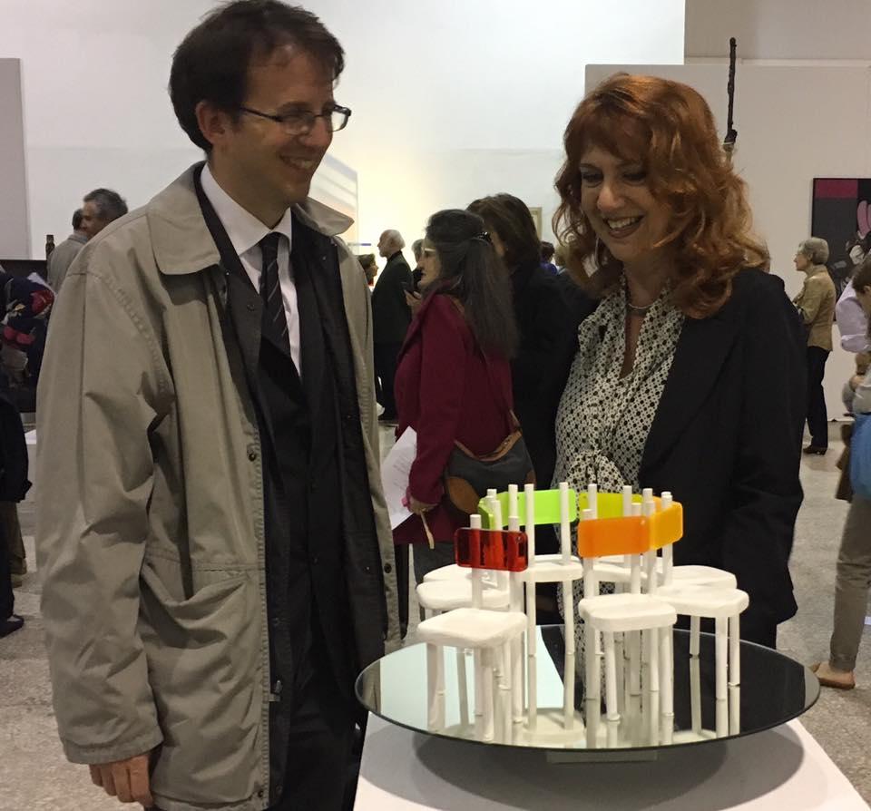 Con L'Assessore alla Cultura Filippo Del Corno