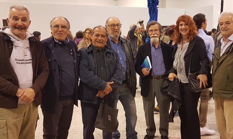 Con G. Seveso, Attinà, Togo, Ciaccheri, Mattio