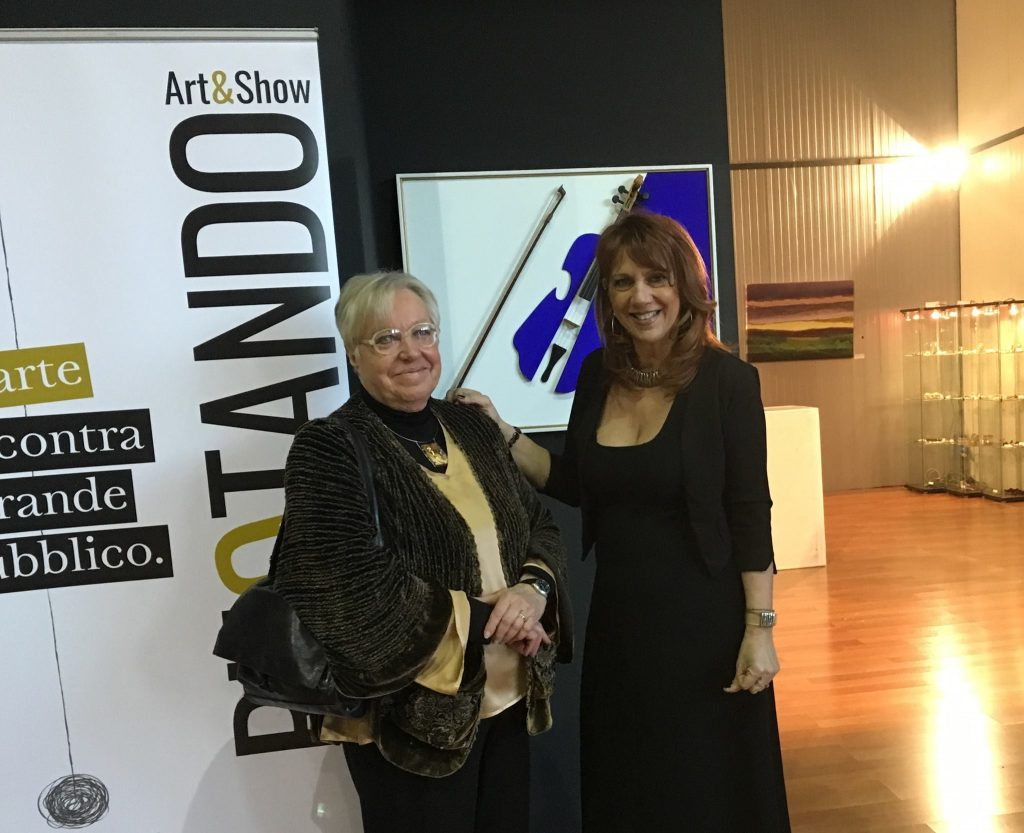 Con Vanna Mazzei