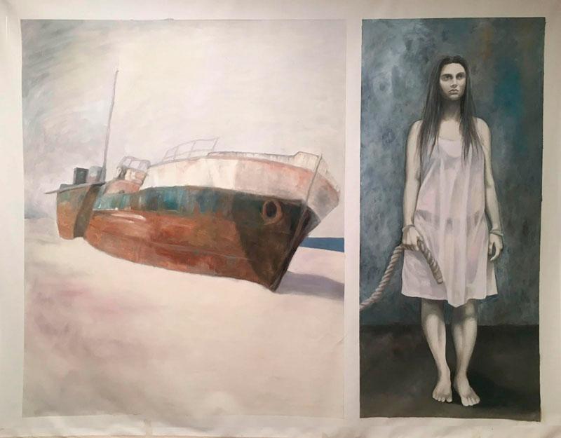 La nave di Delo - Barbara Pietrasanta